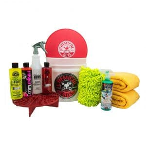 Chemical Guys Best Car Bucket Kit 11 Pieces
