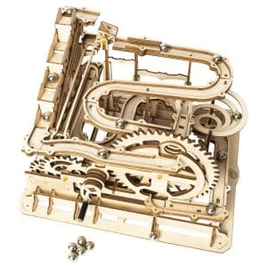 ROKR Mechanical Puzzle Wooden Marble Run
