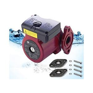 AB WiseWater 3 Speed Circulation Hot Water Pump