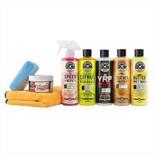 Chemical Guys Best Detailing Kit 8 Items
