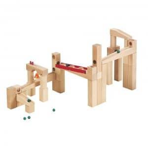 HABA Wooden Ball Track Basic Set