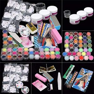 Morovan 42 In 1 Nail Art Professional Quality Kit