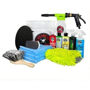 Chemical Guys 14 Pieces Arsenal Builder Car Wash Kit