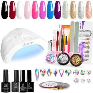 Quality Professional Nail Art Set Kits