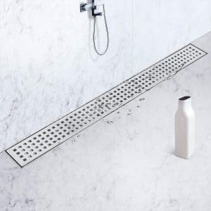 SaniteModar Linear Shower Drain