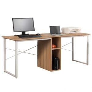 Soges 2 Person 78 Inches Home Office Workstation
