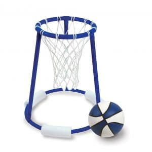 Poolmaster Pro Action Floating Water Basketball Hoop