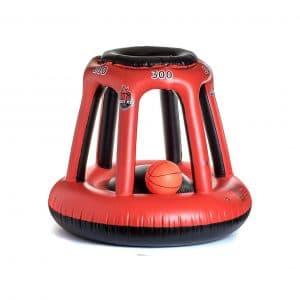 BESTKID BALL Floating Pool Basketball Hoop Durable PVC