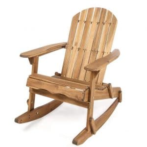 Christopher Knight Home Wooden Rocking Chair
