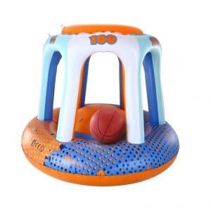 JOYIN Floating Inflatable Basketball Hoop