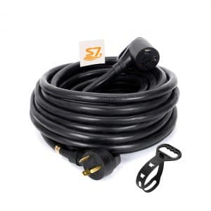 S7 50Ft 30Amp 10 Gauge Heavy-Duty RV Extension Power Cord