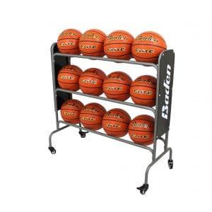 Baden Steel Basketball Rack