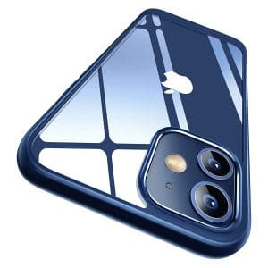 CASEKOO 2020 Crystal Clear iPhone 12 Pro Case