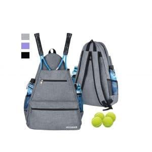 ACOSEN Tennis Bag Backpack for Men and Women