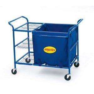 Angeles Ball Cart Indoor Outdoor Ball Storage Cart
