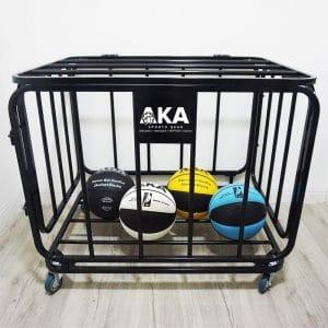 AKA Spors Ball Equipment Ball Storage Cart