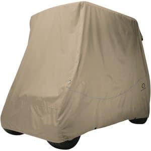 Classic Accessories Fairway Golf Cart Quick Fit Cover