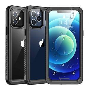 SPIDERCASE Waterproof iPhone 12 Pro Case