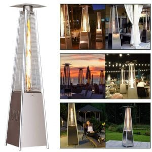 Electric Outdoor Patio Heater