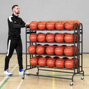 Ball Storage Carts