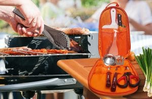 image feature Camping Cooking Utensils