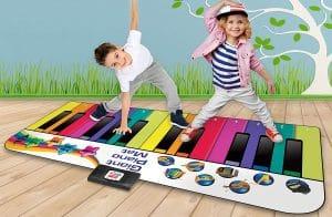 image feature Floor Piano Mats