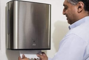 image feature Touchless Paper Towel Dispensers