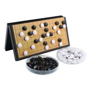 Larcele CXWQ-01 Folding Go Board Game Sets