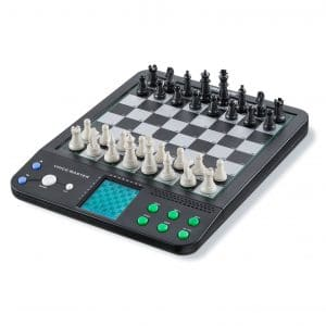 Croove 8-In-1 Electronic Chess Boards Games