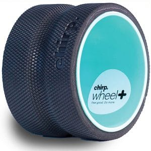 Plexus Chirp Wheel for Back Pain, Stretches and Strengthens Core Muscles, Relieves Strain to Muscles and Ligaments, Helps Prevent Herniated:Bulging Discs