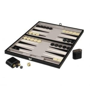 Mainstreet Classics Backgammon Board 18-Inch Game Sets