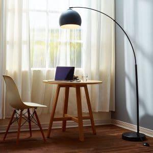 Versanora VN-L00013 Modern Arc Floor Lamp