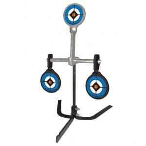 Do-All Outdoors Steel Auto Resetting Spinner Shooting Target