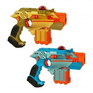 Nerf Official Lazer 2-pack Tag Phoenix LTX Tagger, Ages 8