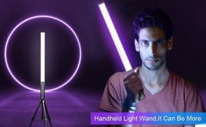 Image feature Handheld RGB Photography Lights