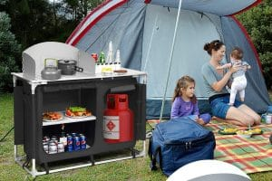 Image feature Portable Kitchen For Camping