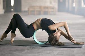 Image feature Yoga Wheels