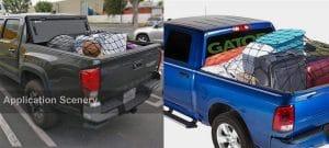 Cargo Net for Pickup Truck