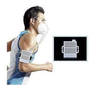 KDRose Rechargeable Electrical Air Purifying Respirator