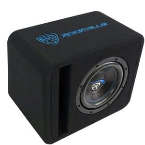Rockville 8 Inches 800W Car Subwoofer 4 Ohm
