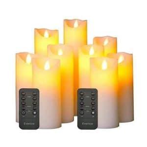 Evenice LED Flameless Candle