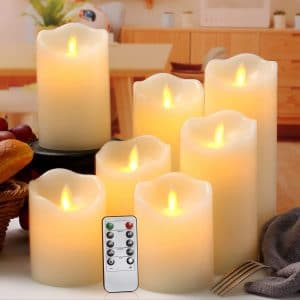 Flamecan LED Flameless Candle