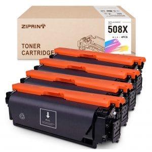 Ziprint Toner Cartridge Replacement for HP