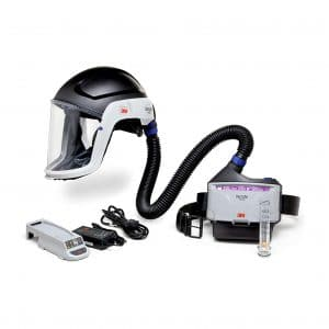 3M PAPR Respirator Air Purifying Respirator Kit