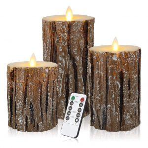 Aku Tonpa LED Flameless Candles