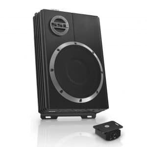 Sound Storm Laboratories 1200W 10 Inches Amplified Car Subwoofer