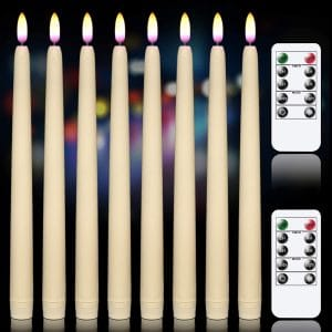 GenSwin LED Flameless Candles