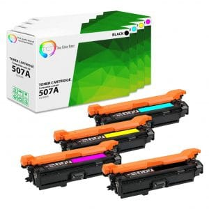 True Color Toner Cartridge Replacement for HP