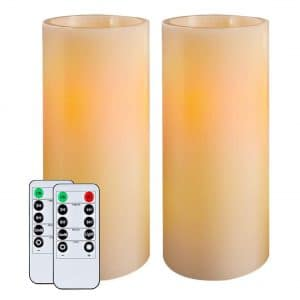 Homemory Flameless Candles