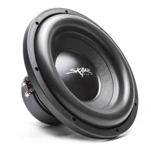 Skar Audio 12 Inches 1200W Dual 4 Ohm Subwoofer for Car